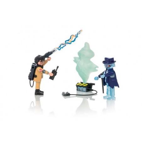 Playmobil Ghostbusters Spengler y Fantasma