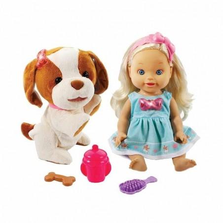 Little Love Amelia y su Perrito
