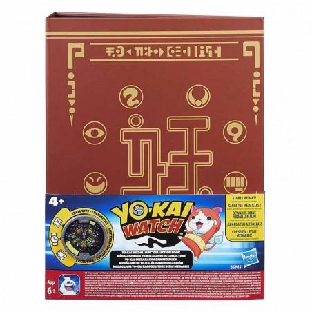 Yo-kai Watch Álbum Colección Medallium