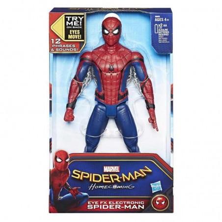 Spiderman Figura Electrónica