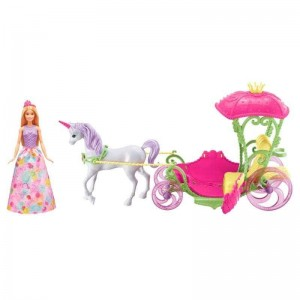 Barbie Carroza Reino de las Chuches