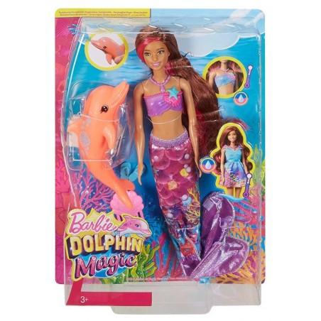Barbie Sirena Mágica