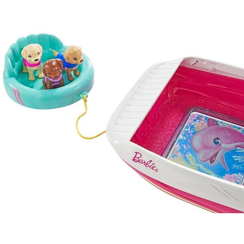 Barbie Barco Visión Submarina