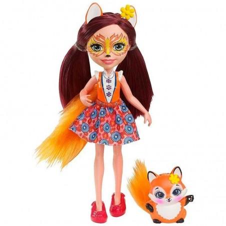 Enchantimals Muñeca Felicity Fox