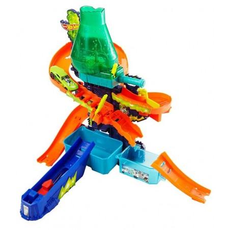 Hot Wheels Laboratorio de Color