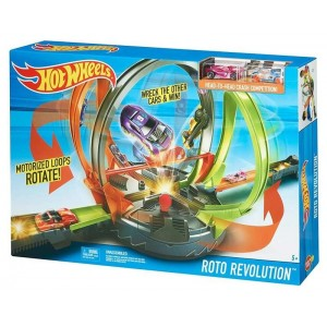Hot Wheels Pista Megalooping Infernal