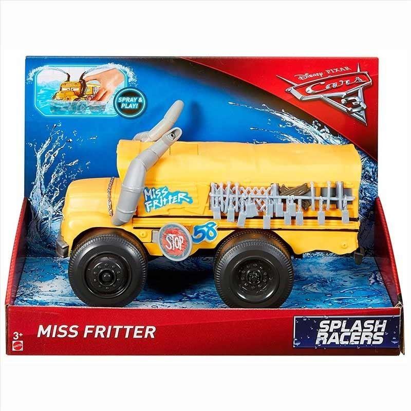 Cars 3 Miss Fritter Acuática