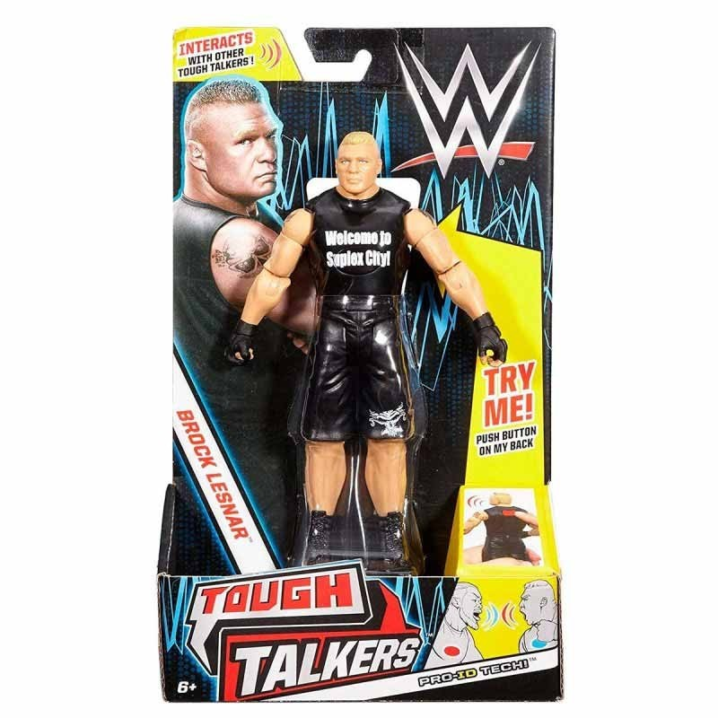 WWE Tough Talkers Figura Xavier Woods