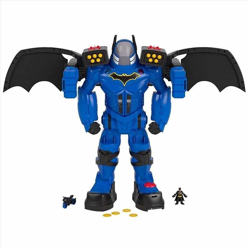 Batman Mega Bat-Robot Imaginext