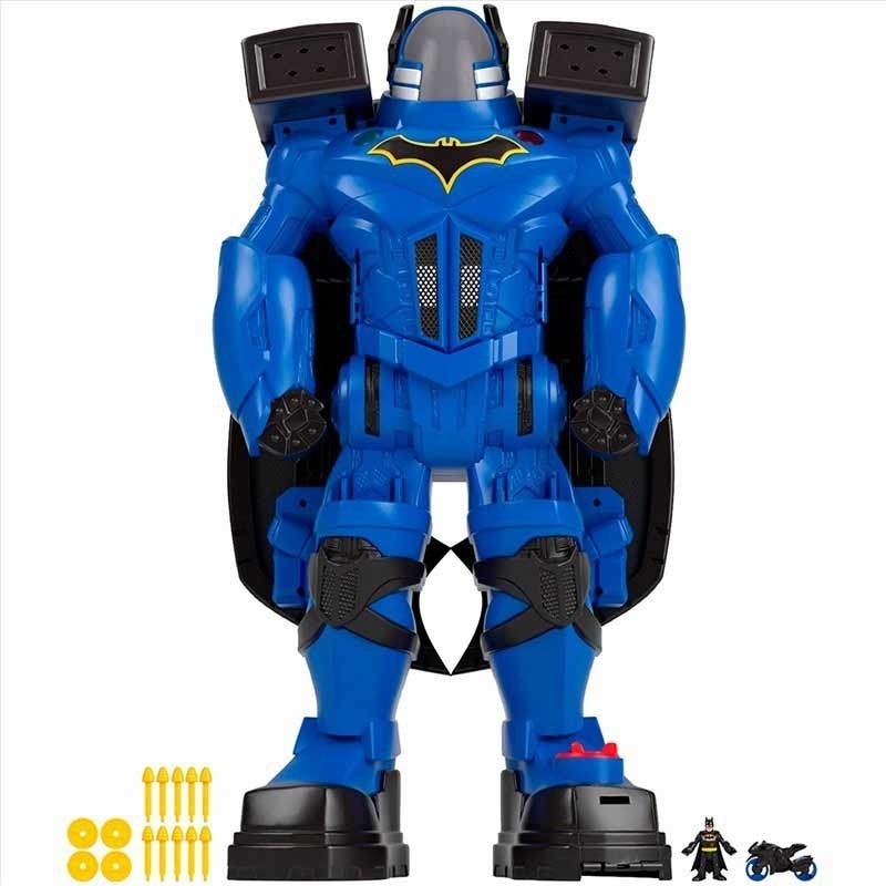 Batman Mega BatRobot Imaginext