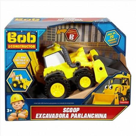 Bob Constructor Excavadora Parlanchina