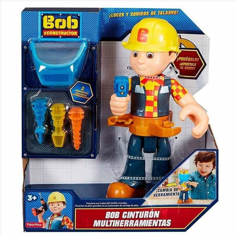 Bob Constructor Cinturón Multiherramientas
