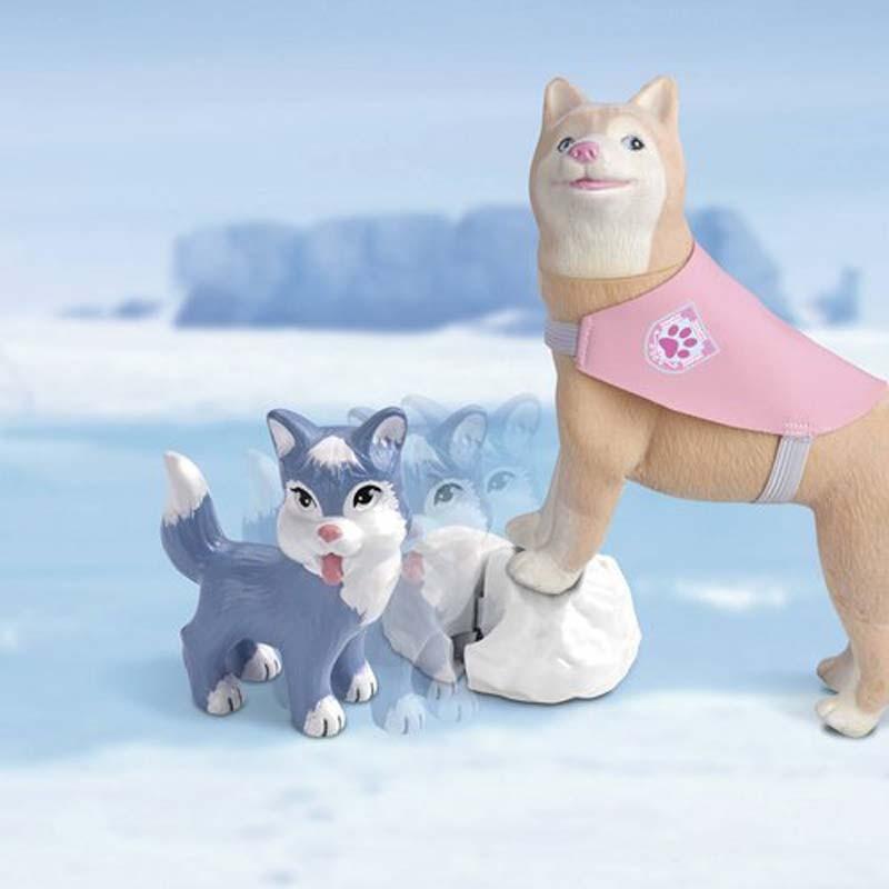 Nancy Rescate en la Nieve
