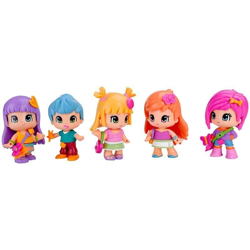 Pinypon Mix is Max Cubo 5 Figuras