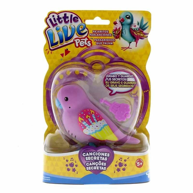 Little Live Pets Pajaritos Parlanchines Serie 7