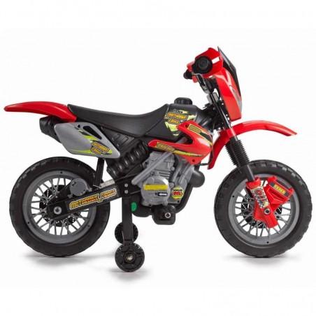 Moto Cross Batería 6V 400F
