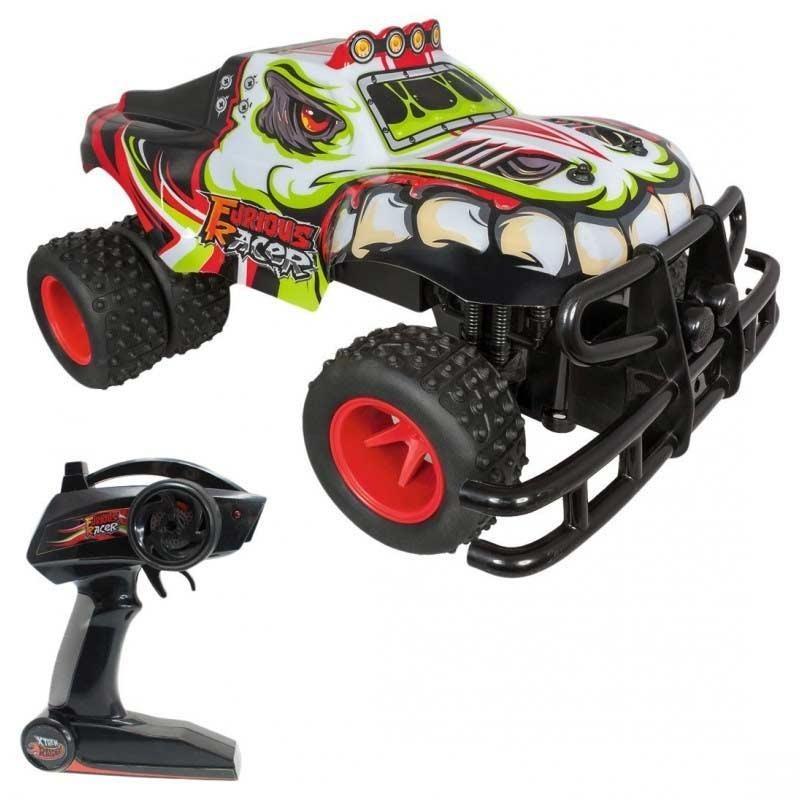 Xtrem Raiders Furius Racer