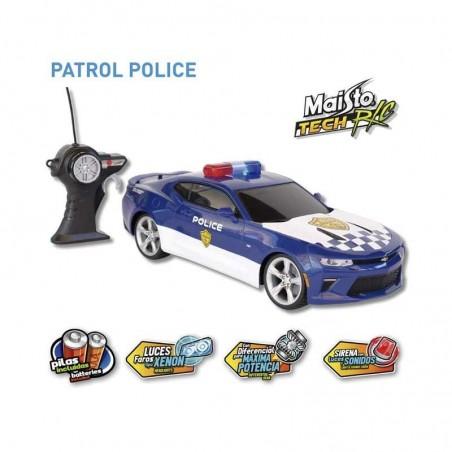 Coche Policía Radio Control
