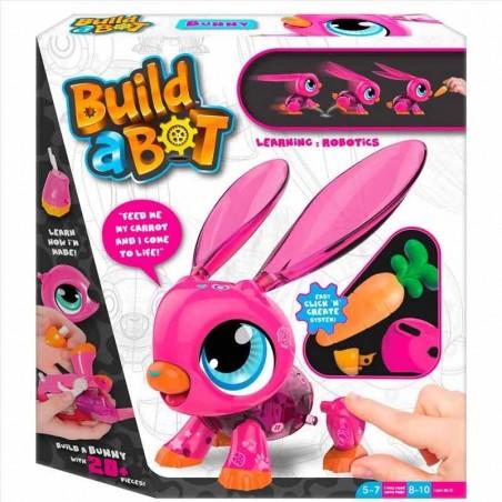 Build a Bot Conejo y Dinosaurio