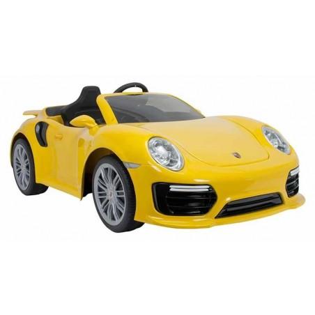 Coche Porsche 911 Turbo S 6V R/C App Mobile