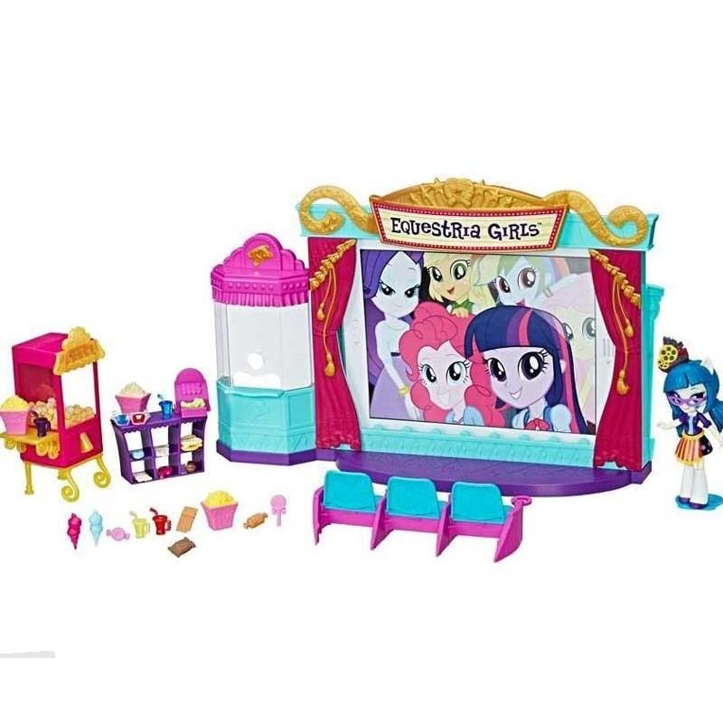 My Little Pony Equestria Minis el Teatro