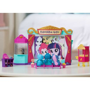 My Little Pony Equestria Minis el Teatro