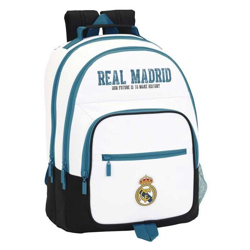 Mochila Real Madrid Adaptable a Carro