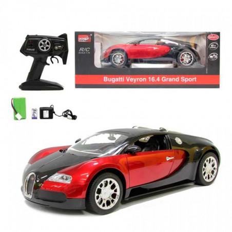 Coche Bugatti RC 1:14