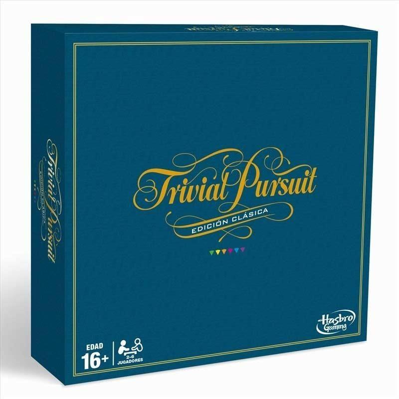 Trivial Pursuit Edición Clásica