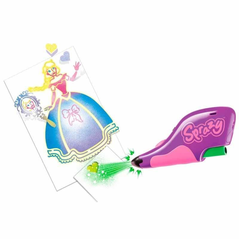 Sprazy Arte Princesas