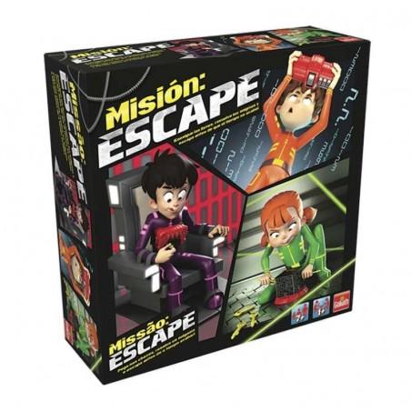 Juego Misión Escape