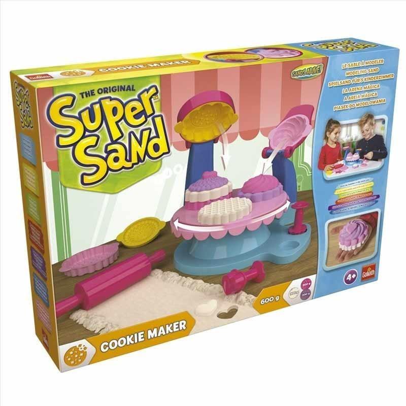 Super Sand Fábrica de Galletas