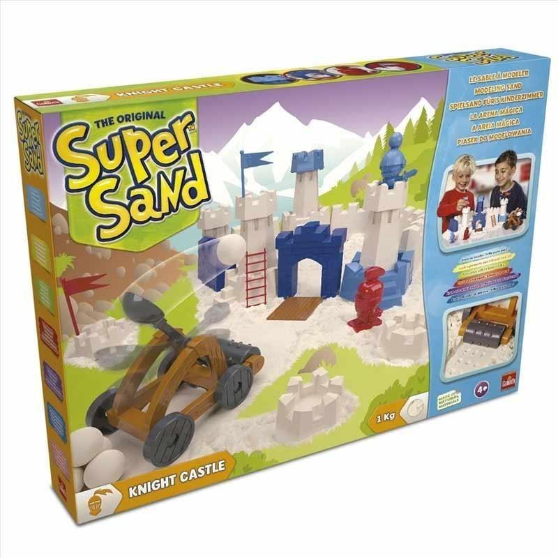 Super Sand Castillo Medieval