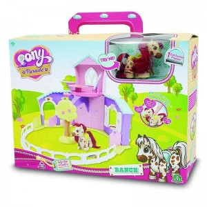 Pet Parade Pony Playset Rancho