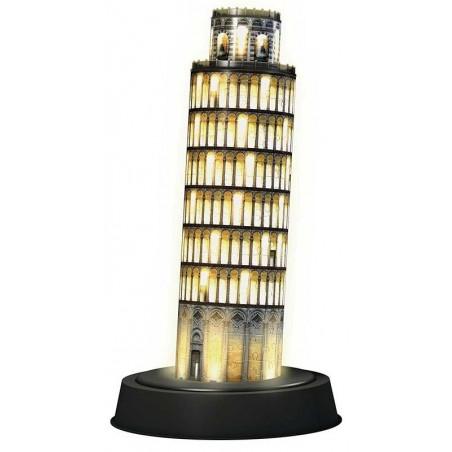Puzzle 3D Torre de Pisa Night Edition