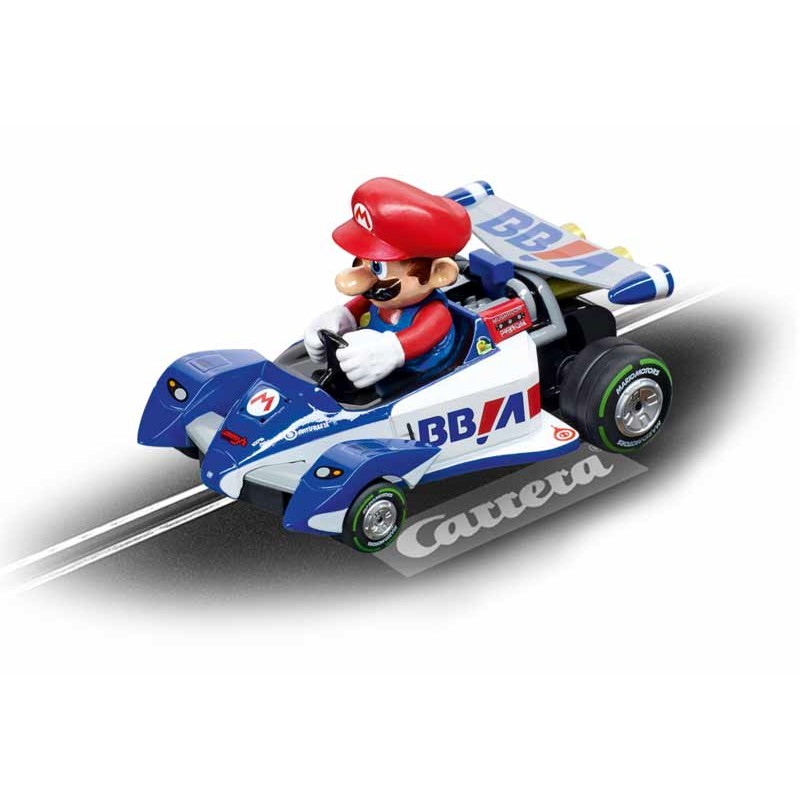 Mario Kart Circuito Carrera Go Mario y Luigi