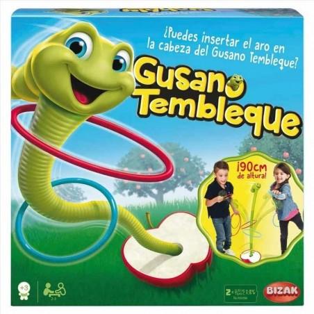 Juego Gusano Tembleque