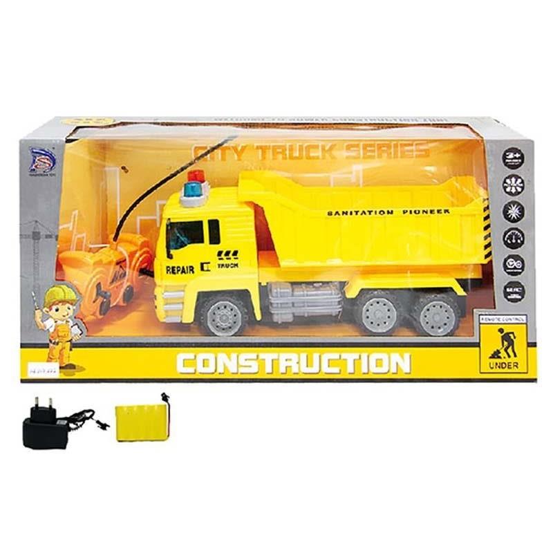 Camión de Construcción Radio Control