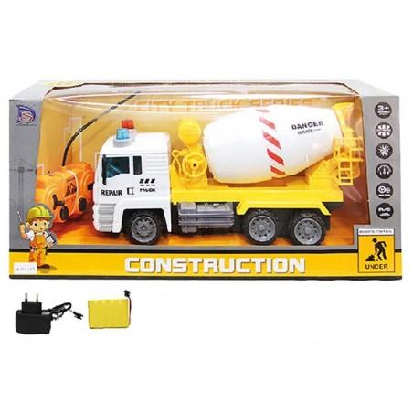 Camión de Construcción RC