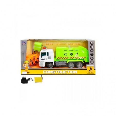 Camión de Basura Radio Control