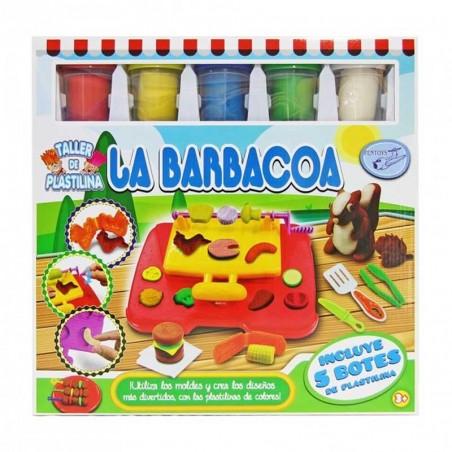 Set de Plastilina La Barbacoa