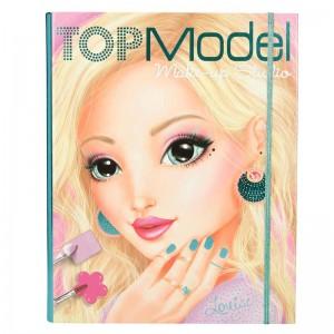 Top Model Carpeta Guía de Maquillaje