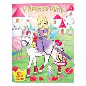 Top Model Cuaderno para Colorear Princess Mimi
