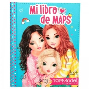 Top Model Libro Mis Mejores Amigas