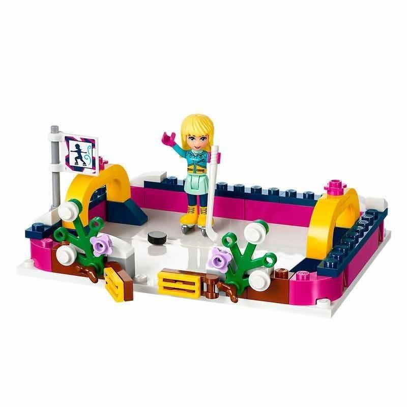 Lego Friends Estación Pista de Hielo