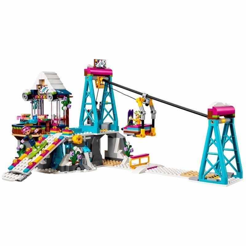 Lego Friends Estación de Esquí Telesilla