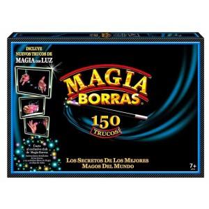 Magia Borrás con Luz