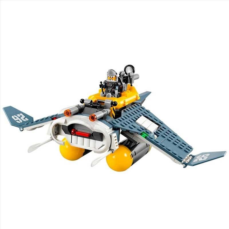 Lego Ninjago Bombardero Mantarraya