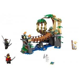 LEGO Ninjago Cataratas del Maestro