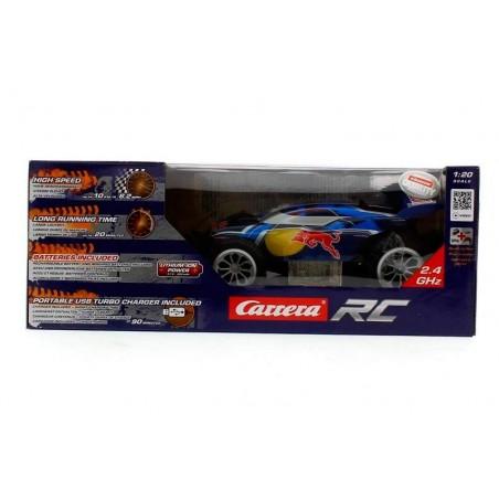 Coche Radiocontrol Red Bull RC2
